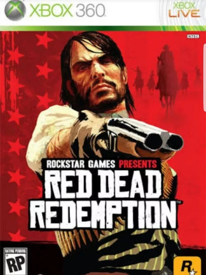 Red Dead Redemption-xbox 360-midia Digital