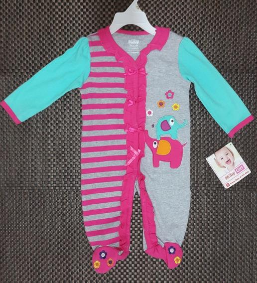 Pijama Nuby Talla 6 A 9 Meses