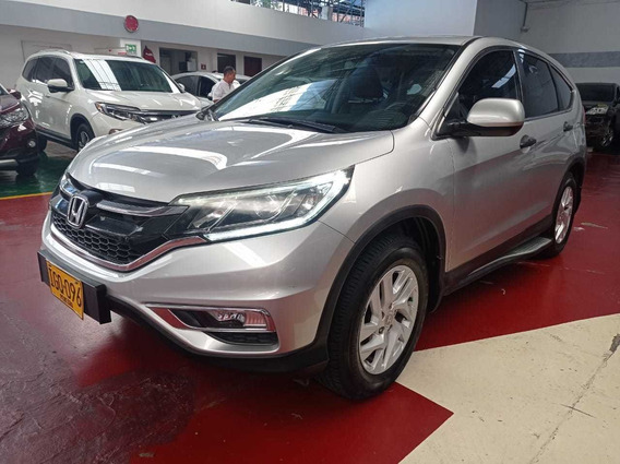 Honda Crv City Plus 2016 - Impecable
