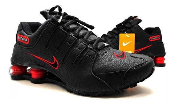 Tênis Masculino Nike Shox Nz 4 Molas Original Frete Grátis - Menor Preço!