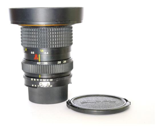 Lente 24-40mm F2.8 Para Nikon Tokina At-x