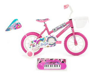 Bicicleta Niñas Stark