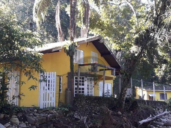 Casa Com 7 Dormitórios À Venda, 450 M² Por R$ 1.900.000 - Boiçucanga - São Sebastião/sp - Ca0198