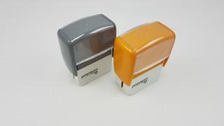 Kit 2 Carimbos Autom. Professor/médicos/empresas/enfermagem