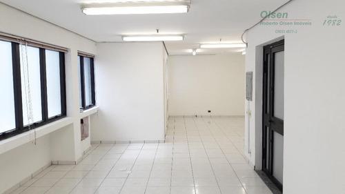 Cj0207 - Rua Machado Bittencourt, Nº 317, Vila Clementino, São Paulo/sp - Cj0207