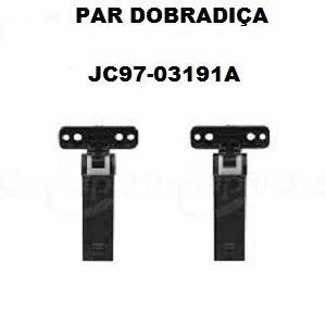 Par Dobradiça Samsung M2885/4729/4833/m2070/4623 Jc9703191a