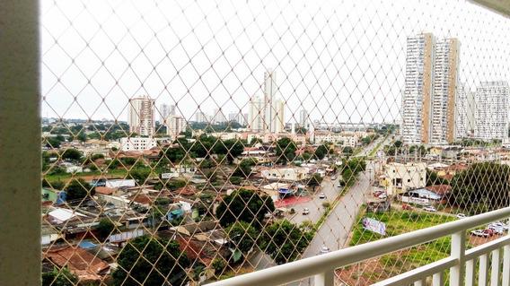 Apartamento Com 2 Quartos Para Comprar No Jardim Atlântico Em Goiânia/go - 1113
