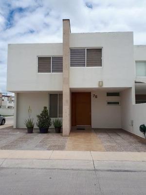 Casa En Venta, Fracc. Vista Poniente, Ags. Rcv 297428