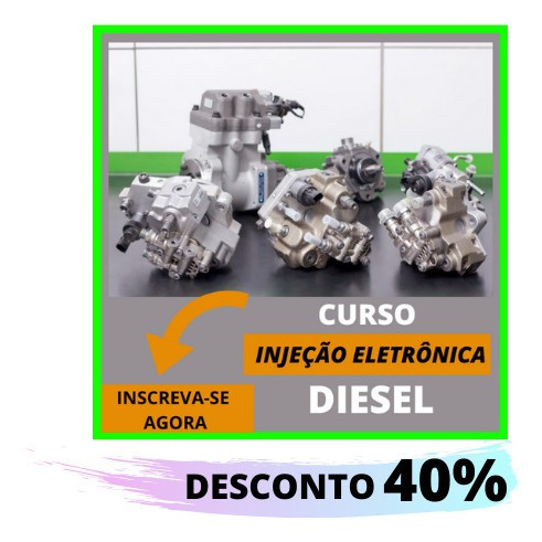 Imagem 1 de 5 de Curso Mecânica Diesel