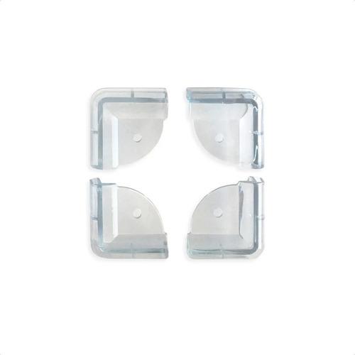 Esquineros Rectangulares Transparentes De Silicona