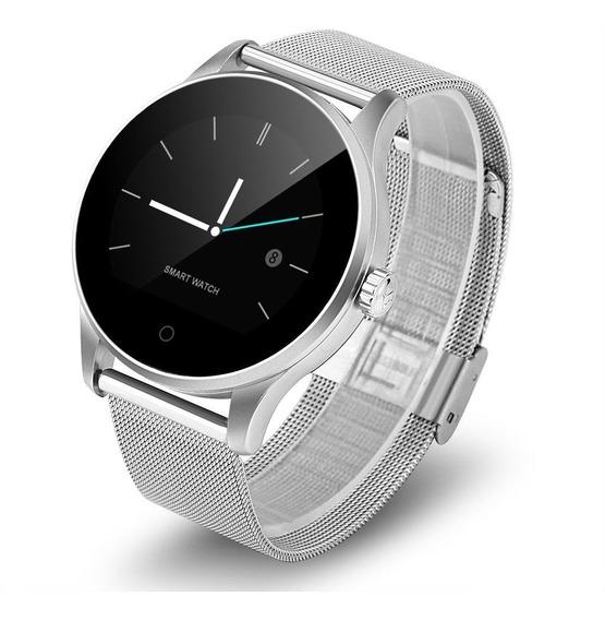 Relógio Smart Watch Inteligente K88h Munitor Cardiaco