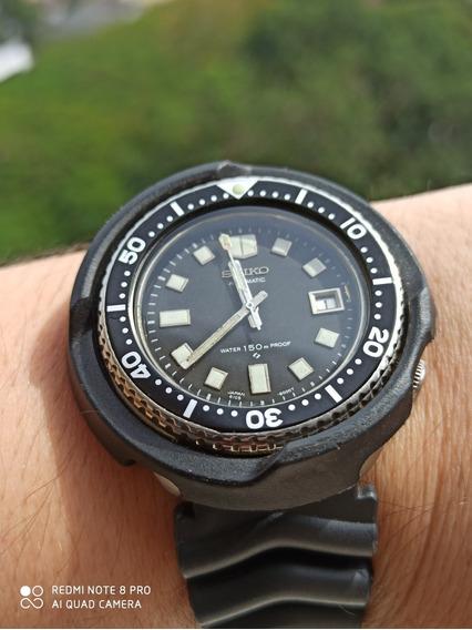 Raríssimo Seiko Turtle 6309 Mod Para Icônico 6105 Diver