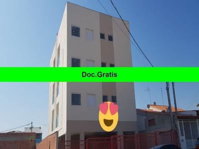 Apartamento A Venda No Jardim Santa Madre Paulina - Sorocaba- Sp - Ap00078 - 33190819