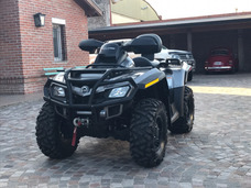Can-am Outlander 800 Max Ltd Limited 2012