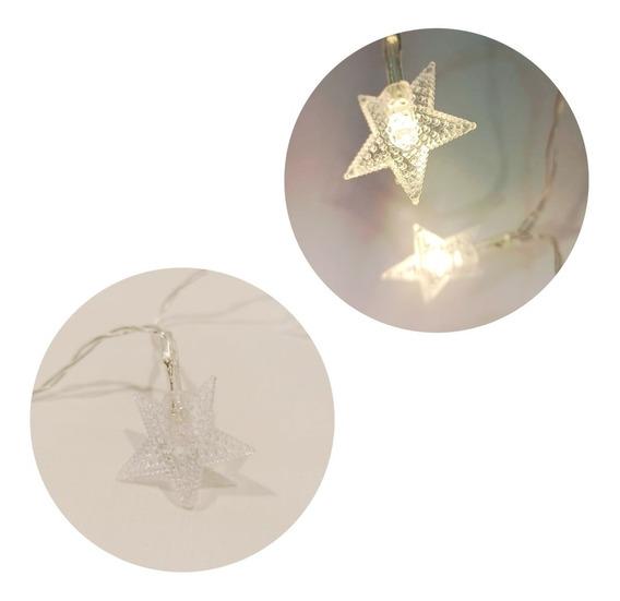 Luces A Usb 20 Estrellas X 3 Mts Cuotas