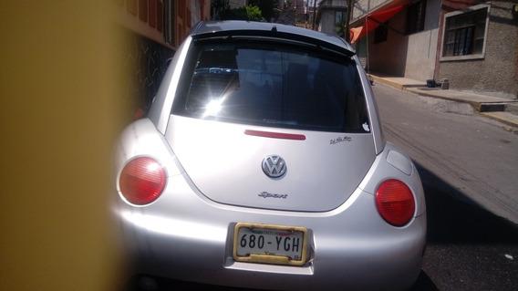 Volkswagen Beetle 2.0 Turbo S Mt 2002