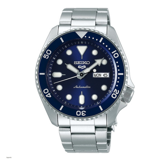 Seiko Srpd51k1 5 Sports Automatic Blue Dial ....... Dcmstore