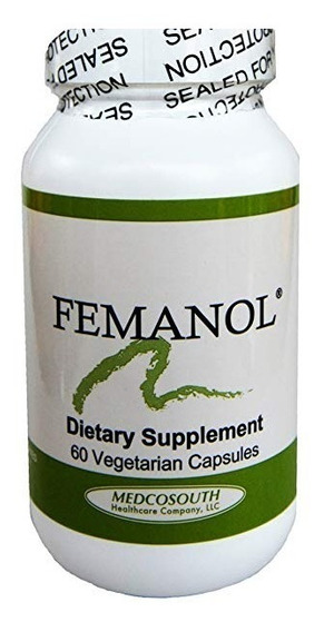 Femanol (1) Botella 60 / Recuento Normal Soporta Femenino Sa