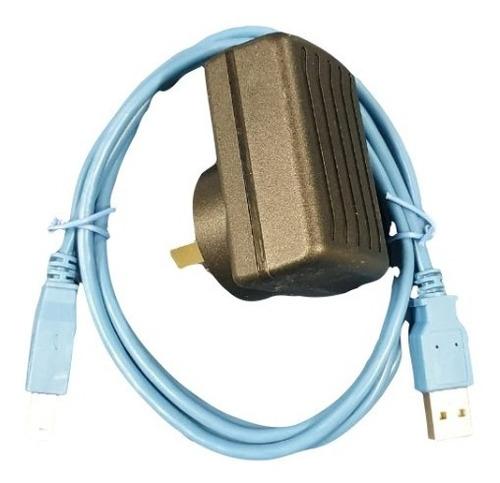 Fuente De Alimentacion Humedimetro 1021-usb/eco Con Cable