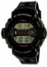 Reloj Casio G-shock Gd2001dr Colección Original Completo