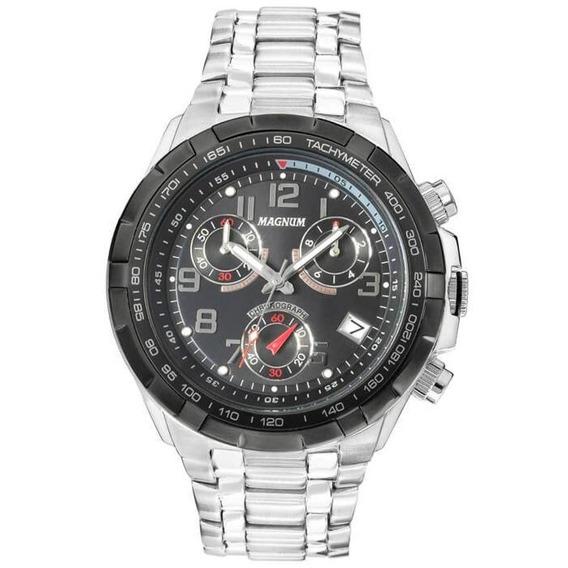 Relógio Magnum Masculino Ma32185t Analógico - Loja Oficial