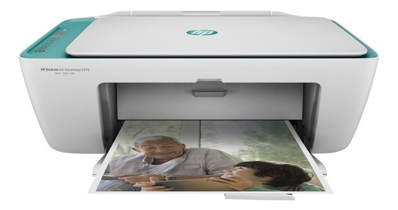 Multifuncional Hp 2676 Deskjet Ink Advantage Wi-fi,