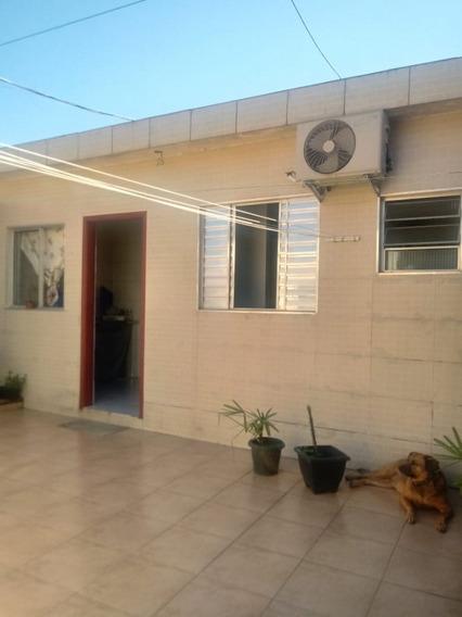 Casa Em Parque Bitarú, São Vicente/sp De 210m² 2 Quartos À Venda Por R$ 370.000,00 - Ca141900