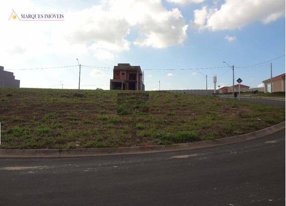 Terreno Residencial À Venda, Jardins Do Império, Indaiatuba. - Te6498