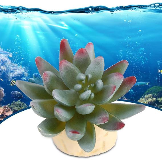 Aquário Decoração Peixe Tank Decoração Ornamento Artifi