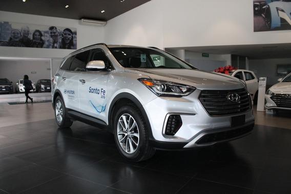 Hyundai Santa Fe Demo 2019 Gls Premium 7 Pasajeros
