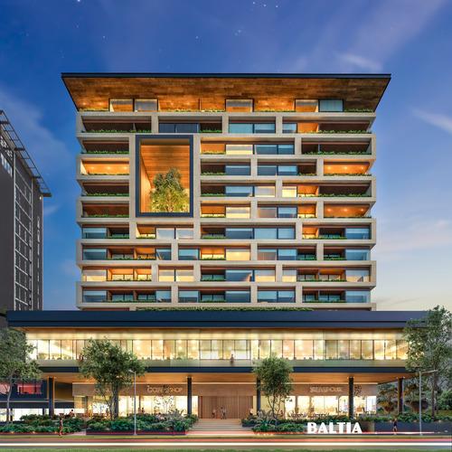 Imagen 1 de 5 de Apartamentos Baltia - Tipo B2