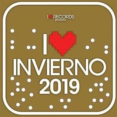 Cd I Love Invierno 2019 Int.varios 2019