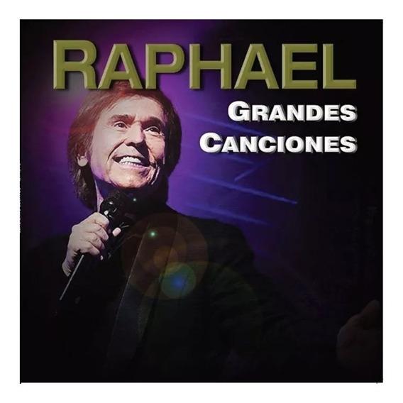 Vinilo Raphael Grandes Canciones Lp