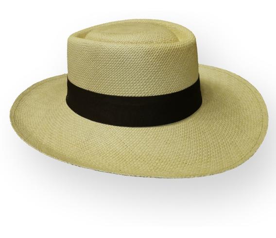 Sombrero De Golf Panama Original Ecuador, Panama Hat