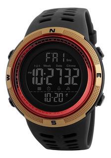 Reloj Skmei® 1251 Digital Alarma Cronometro T. Los Colores