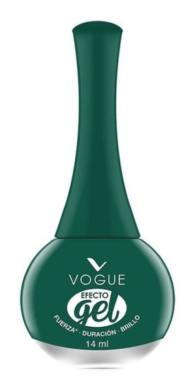 Esmalte Uñas Efecto Gel Vogue Tipo Gelish