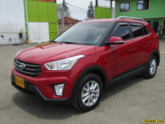 Hyundai Creta Gl Mt 5dr 1.6