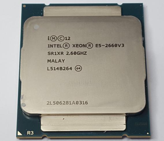 Processador Intel® Xeon® E5-2660 V3