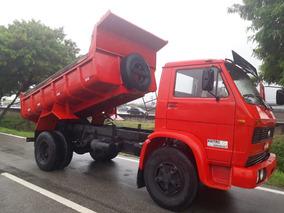 Caminhão Toco Caçamba Basculante Vw 13130