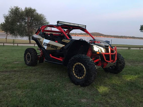 Can-am Maverick X3 Xrs3
