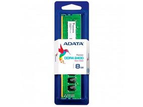 Memoria Desktop Ddr4 Adata 8gb 2400mhz Cl17 Dimm 288-pin