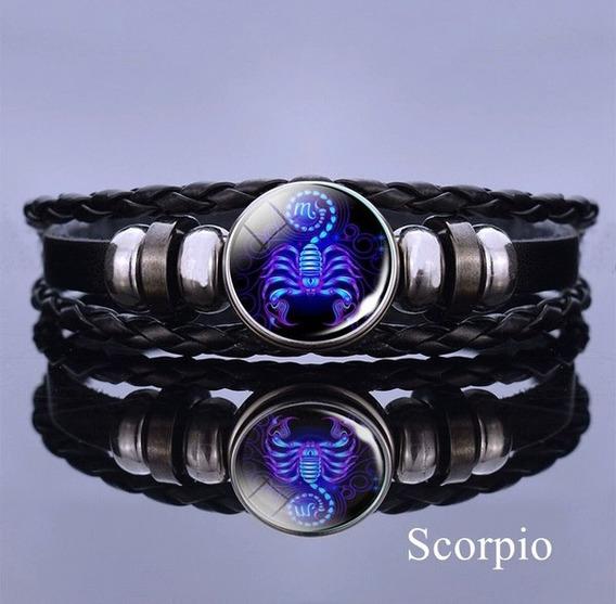 Pulseira Signo Zodíaco - Escorpião