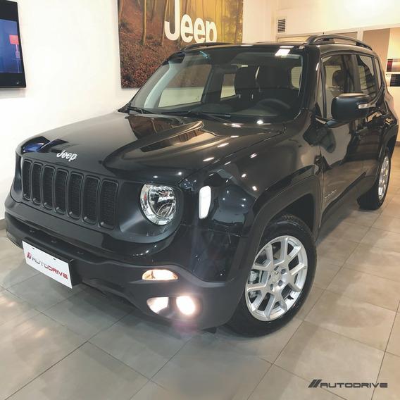 Jeep Renegade 1.8 Sport Mt5 0km $ 850000 + Cuotas Retira Ya