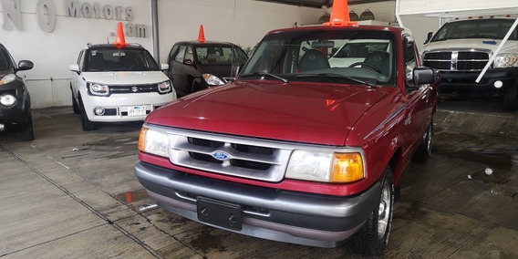 Ford Ranger Pickup Xl L4 Mt 1996