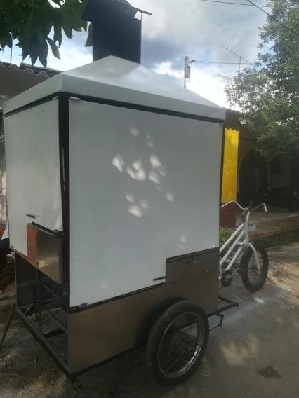 Carro Comidas Rapidas-triciclo Comidas Rapidas