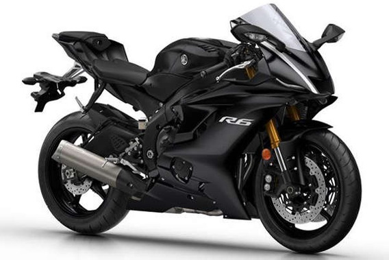 Yamaha Yzf R6 2018 0km Entrega Inmediata Moto Pista 600