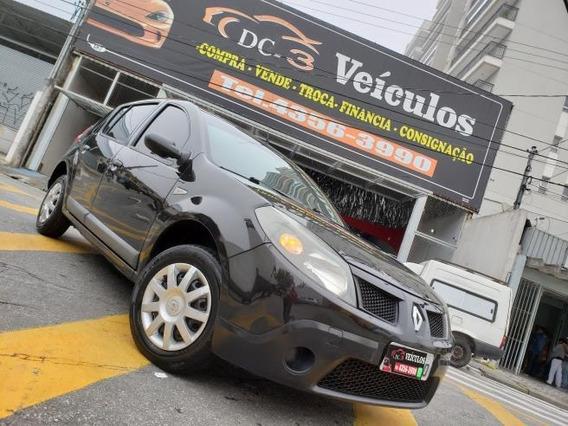 Renault Sandero Expression 1.0 Flex - Completo