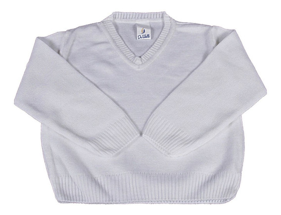 Blusa Suéter Cardigã Tricô Lã Bebe Primeiros Passos Clássico