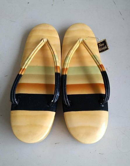Sandalia Japones Chinelo Tamanco