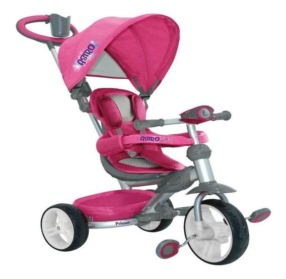Triciclo Astro Elite Rosa